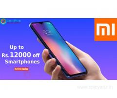 Mi Coupons, Deals & Offers:Up to Rs.12000 off Smartphones