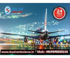 A Minimum Cost Air Ambulance in Guwahati with the Best Medical Team