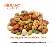 Buy Organic Dry Fruits And Nuts Online at Best Price in Hyderabad