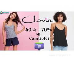 40% - 70% off Camisoles