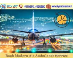 Choose ICU Configured Air Ambulance from Ranchi with Proper Medical Care