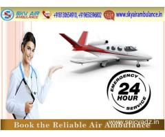 Utilize an Excellent Air Ambulance from Raipur at a Genuine Charge