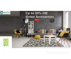 Up to 50% Off Home Accessories