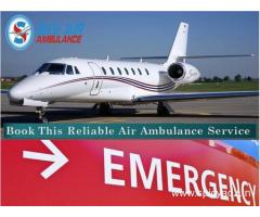 Get Charter Air Ambulance at Inexpensive Cost from Dimapur
