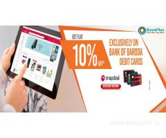 SnapDeal Coupons, Deals & Offers: 20% off Orders Using Rupay Debit and Credit card