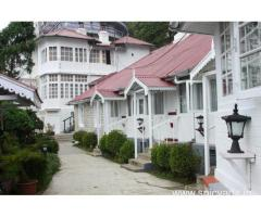Get Summit Swiss Hotel in,Darjeeling with Class Accommodation.
