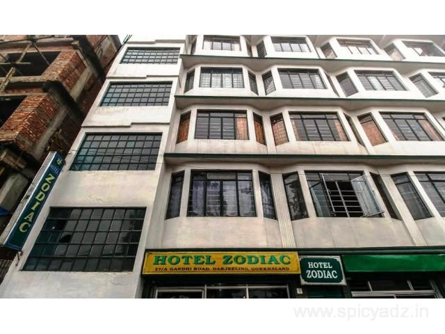 Get Hotel Zodiac in,Darjeeling with Class Accommodation. - 1
