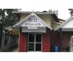 Get Hotel Alice Villa in,Darjeeling with Class Accommodation.