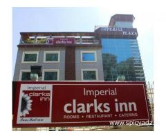 Get Hotel Imperial Clarks Inn in,Dehradun with Class Accommodation.