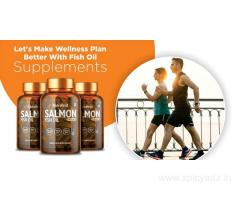 Best Health Benefits Of Best Salmon Fish Oil Capsules