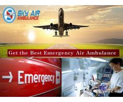 Get Latest Medical Features in Air Ambulance from Agra