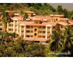 Get Sandalwood Hotel and Retreat in,Goa with Class Accommodation.