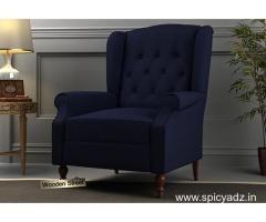 Buy accent chairs online in India @ Upto 55% OFF