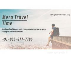 International Flight Tickets +91 9858-7777-06 Affordable Domestic Flights