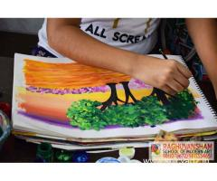 painting classes in delhi