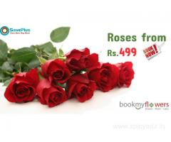 Roses from Rs.499