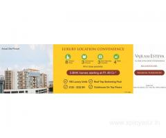 Luxury Apartments in Bellandur | Property For Sale Sarjapur Road - Vajram Esteva