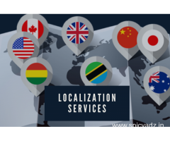 Explore into New Markets with Localization services by Shakti Enterprise