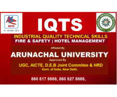 FIRE & SAFETY COURSES - IQTS MARTHANDAM
