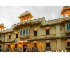 Get Gorbandh Palace in,Jaisalmer with Class Accommodation.