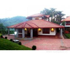 Get Brook Stone Villa Resort in,Coorg with Class Accommodation.