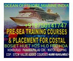 HLO BOSIET FRC FOET STCW HUET Helicopter Underwater Escape Training