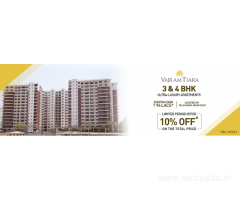 Flats For Sale in Yelahanka | Property For Sale North Bangalore - Vajram Tiara