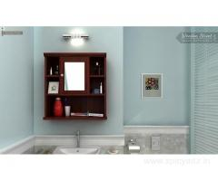 Amazing Bathroom cabinet design Online @Wooden Street