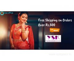 ourShoppingKart.com Coupons, Deals: Free Shipping on Orders Over Rs.500
