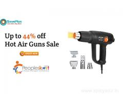 Peopleskart Coupons, Deals: Up to 44% off Hot Air Guns Sale