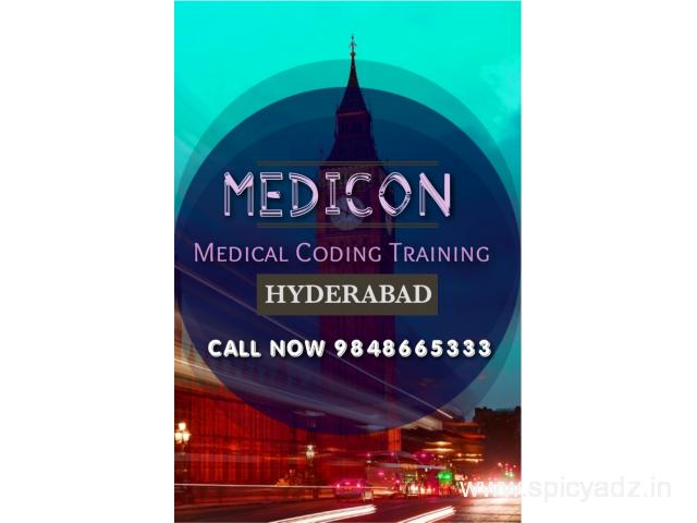 Best Medical coding training in Hyderabad