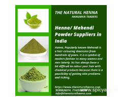 Henna/ Mehendi Powder Suppliers in India
