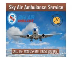 Use Air Ambulance from Bhubaneswar with Spectacular Medical Aid