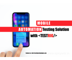 Mobile Application Testing Company - App Testing Services - Testrig
