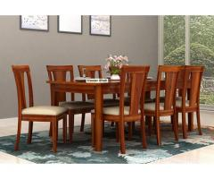 Captivating collection of dining table sets in Jaipur