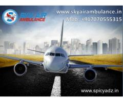 Choose Air Ambulance in Bhubaneswar at a Reasonable Cost