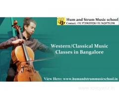 Western/Classical Music Classes in Bangalore