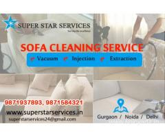Chair and Sofa Cleaning Services in Delhi
