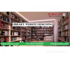 Library Website Designing Company