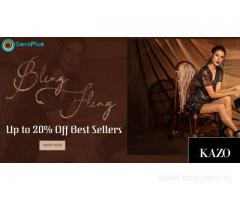Kazo Coupons, Deals & Offers: Up to 20% Off Best Sellers-Nov 2019