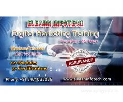 Digital Marketing Training in Hyderabad with Placement