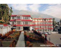 Get Royal Palace Resort in,Dharamshala with Class Accommodation.