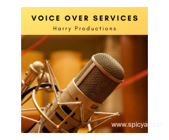 Voice Over services in Delhi Harry Production
