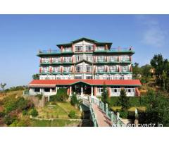 Get Snow Hermitage Resort in,Dharamshala with Class Accommodation.