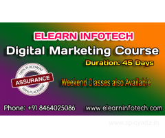 Digital Marketing Course in Hyderabad with Placement