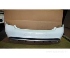 MERCEDES BENZ W207 E200 2018 REAR BUMPER