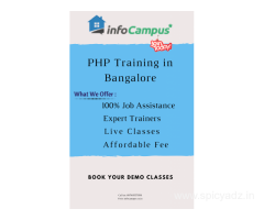 PHP Training in Bangalore - Infocampus