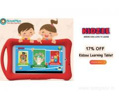 Kidzee  Coupons, Deals & Offers: 17% off Kidzee Learning Tablet