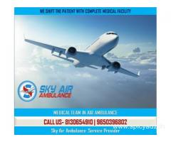 Use Air Ambulance in Bhubaneswar with Transparent Services