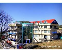 Get Hotel Centre Point in,Dharamshala with Class Accommodation.